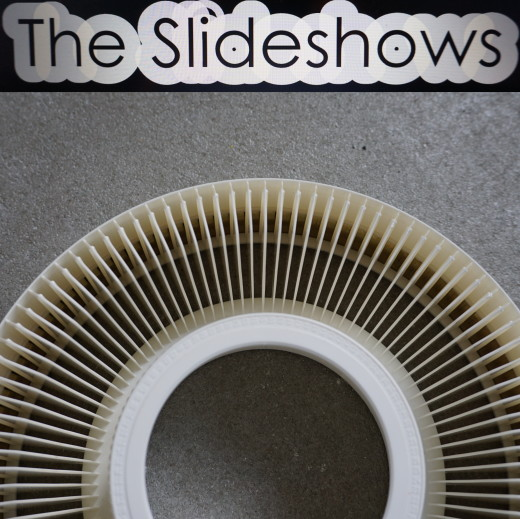 The Slideshows - Sunrise Reprise EP cover
