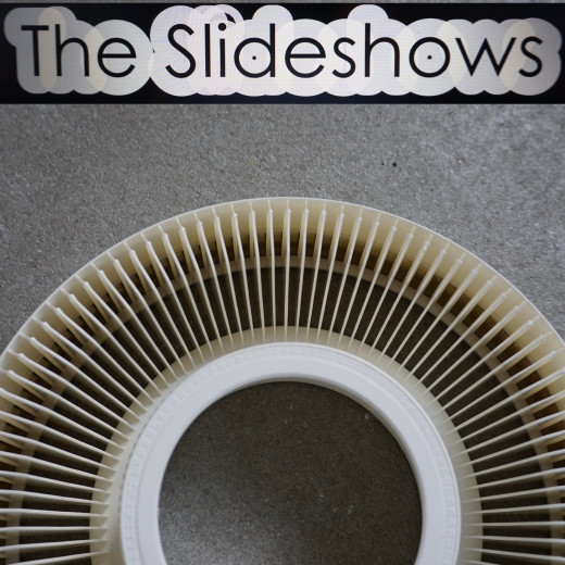 The Slideshows - Sunrise Reprise EP